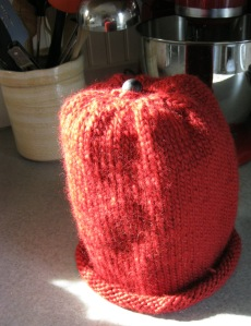 snuggy sweater for my french press